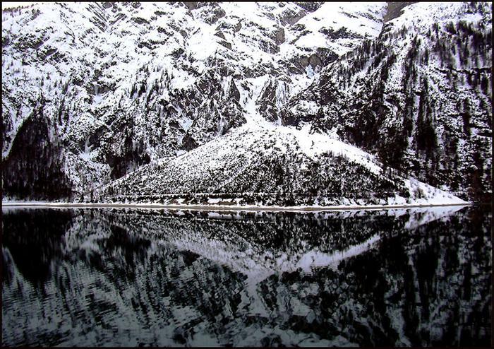 mystische Stimmung am Achensee