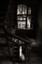 """mystische Treppe"""