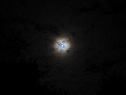 Mystischer Mond