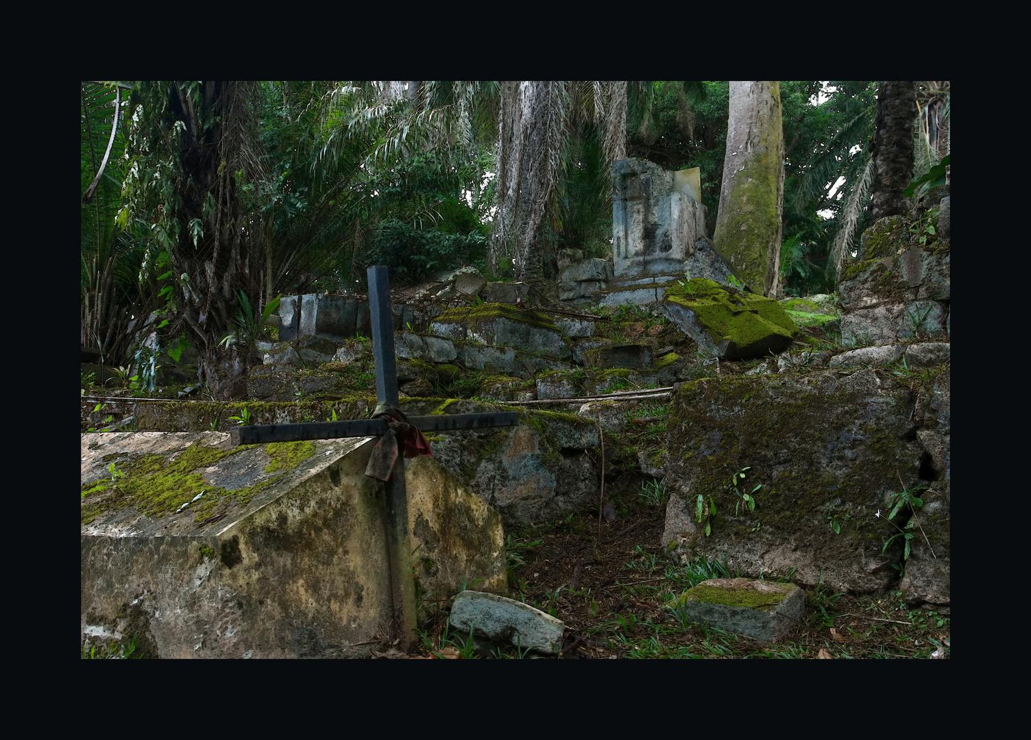 Mystisches vom Bel Air Friedhof