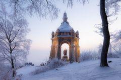 Mystisches Wintermärchen