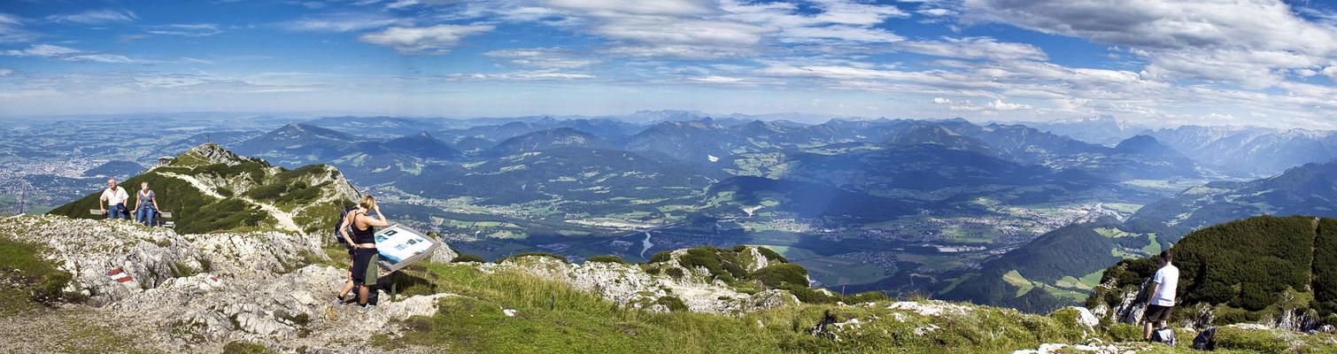Mythen über Untersberg