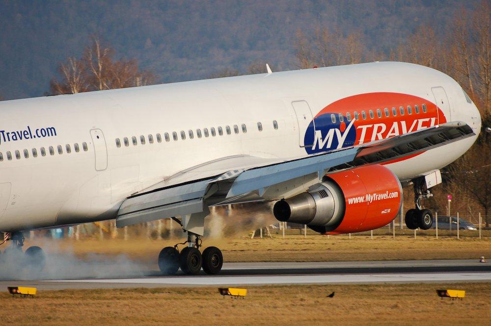 MyTravel Landung