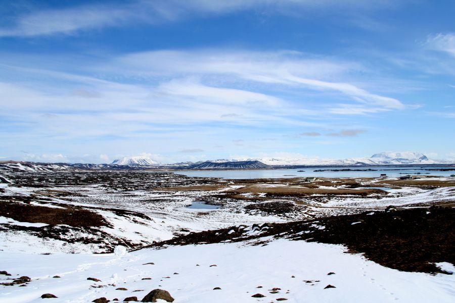 Myvatn in Island