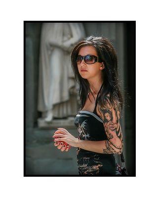 n. 173 - Il tatuaggio