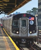 N Train Astoria Blvd Queens