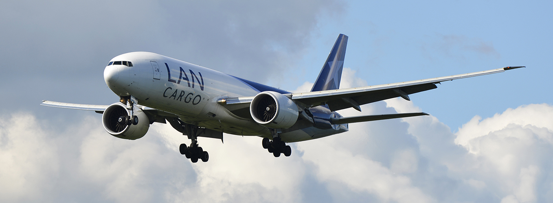 N772LA - LAN Cargo - Boeing 777