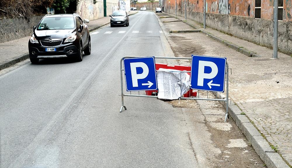 Na dann Parkt mal ein !