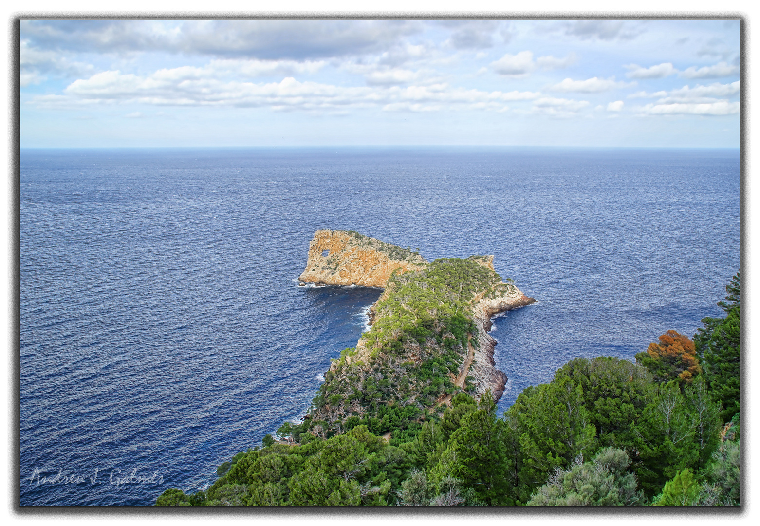 Na Foradada - Deià - Mallorca