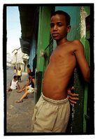 Na rua de Salvador