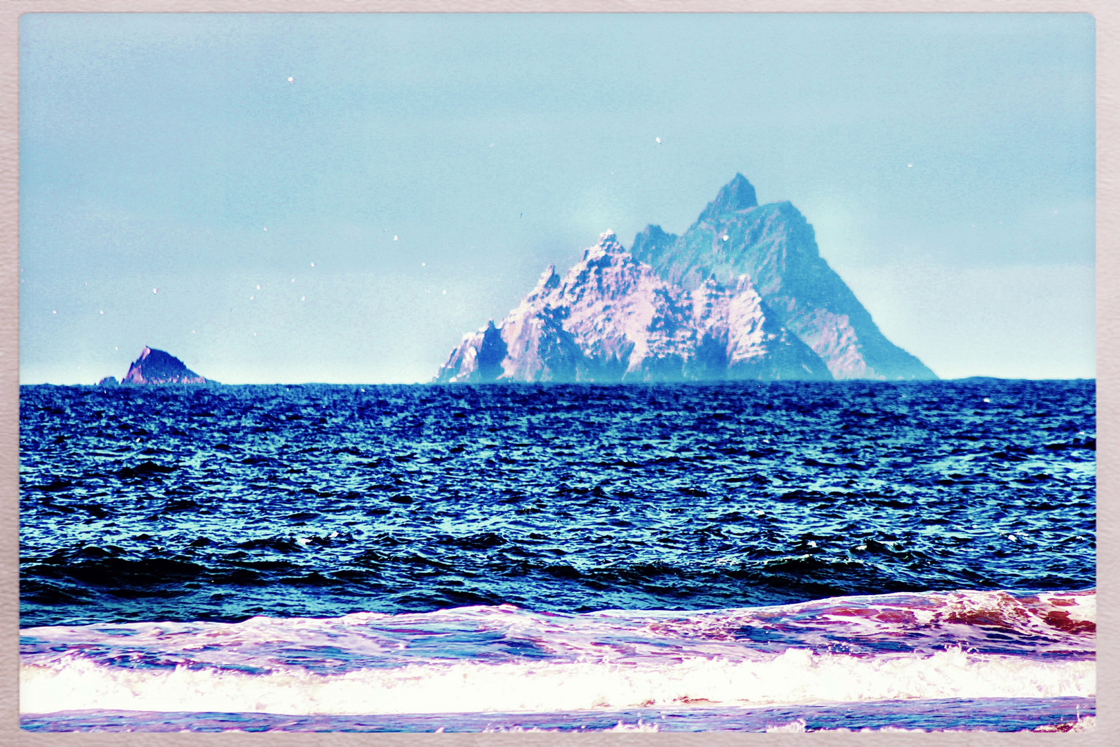 Na Scealaga / The Skelligs