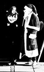 Na, Weihnachtsmann hast Du was Schönes für mich......