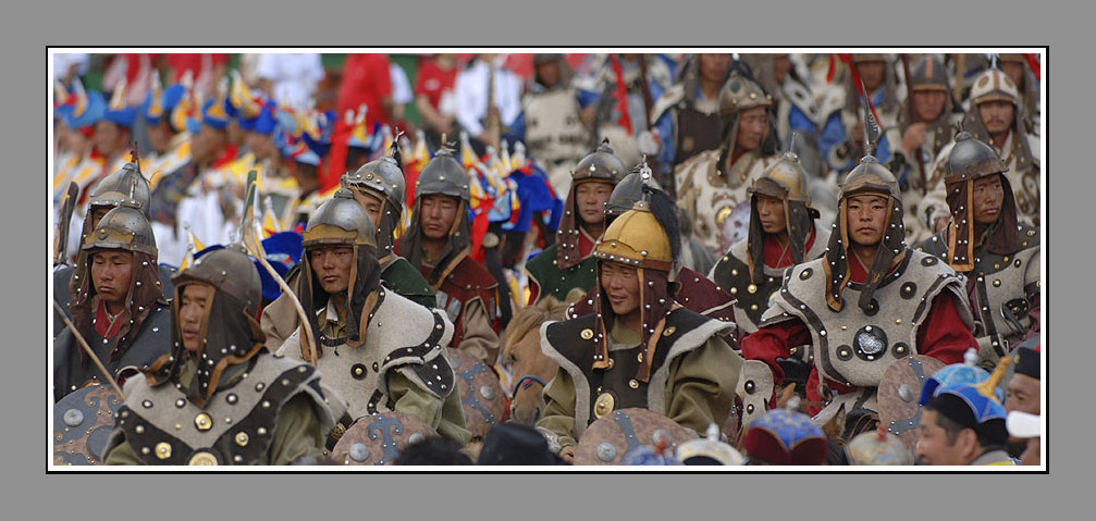 Naadam - Das Volksfest der Mongolen