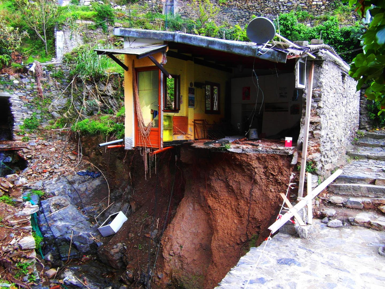 Nach dem Erdrutsch in Italien