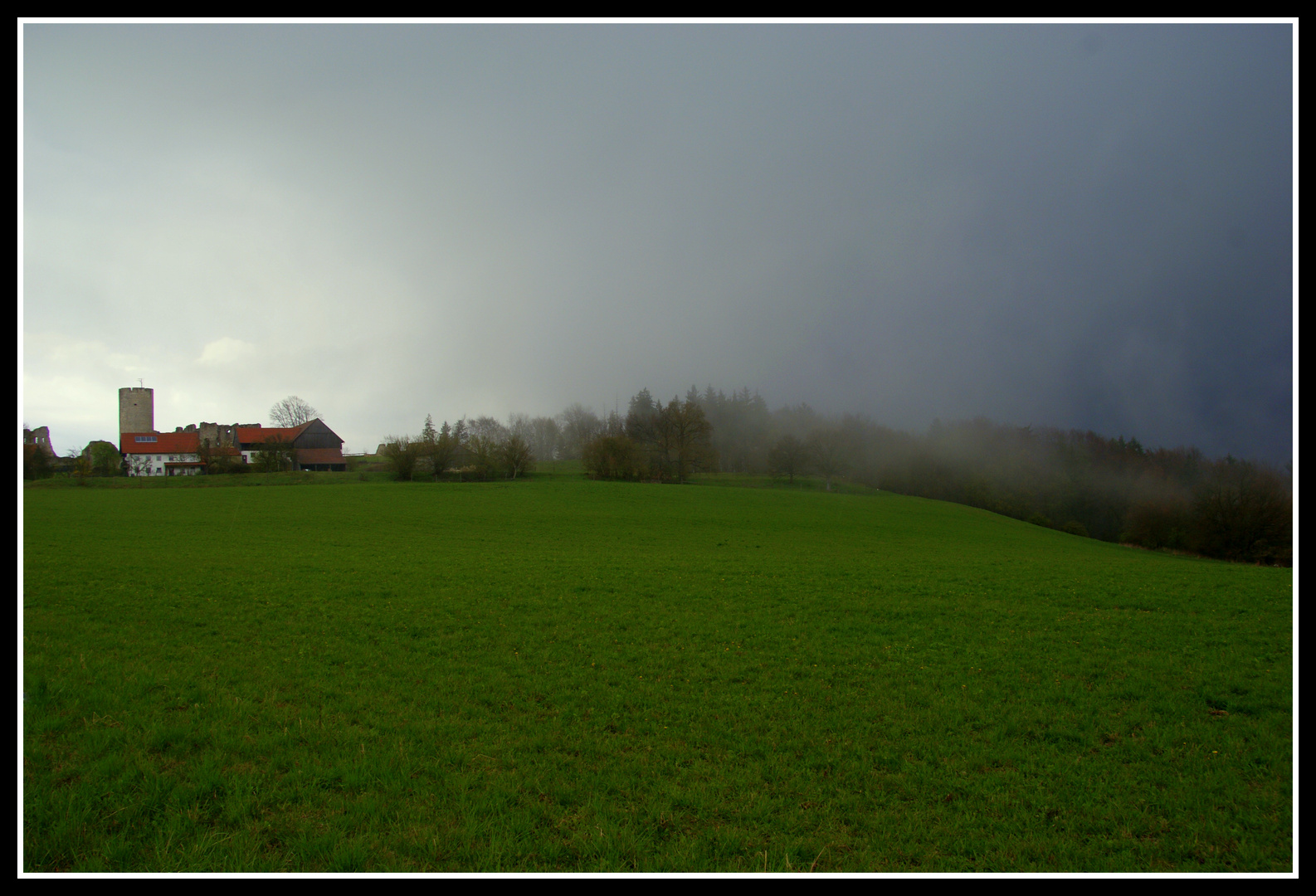 Nach dem Regen...