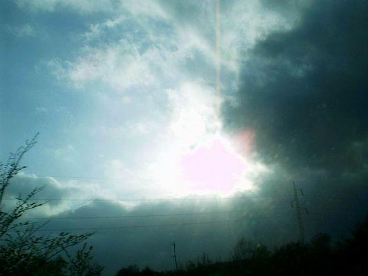 Nach dem Regen folgt der Sonnenschein