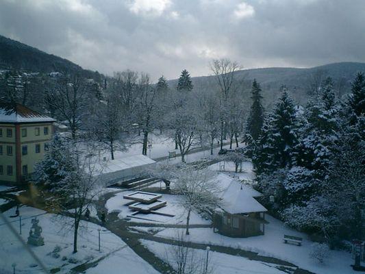 Nach dem Schnee ist vor dem Schnee