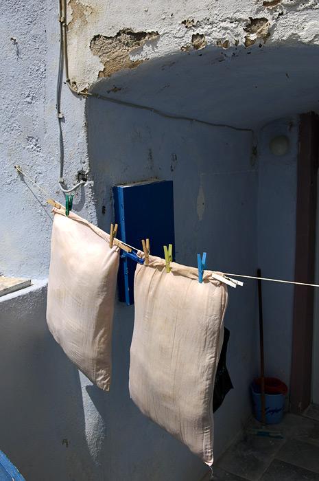 Nach dem Waschtag