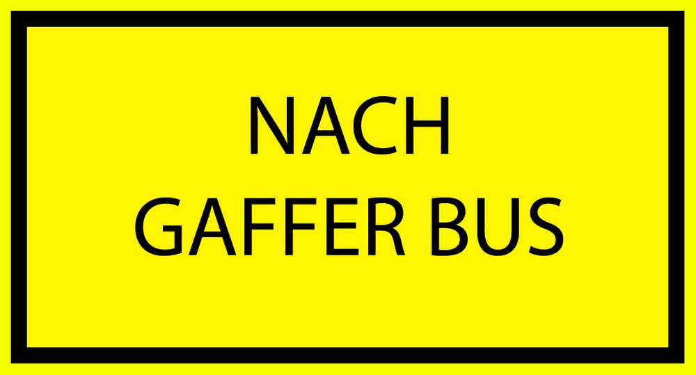 Nach Gaffer Bus