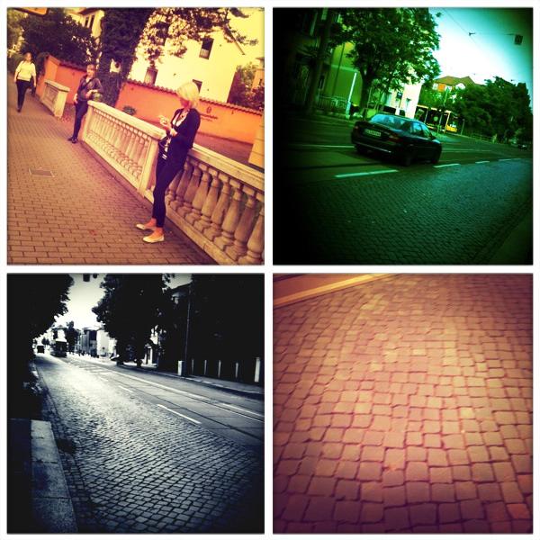 nach Hause