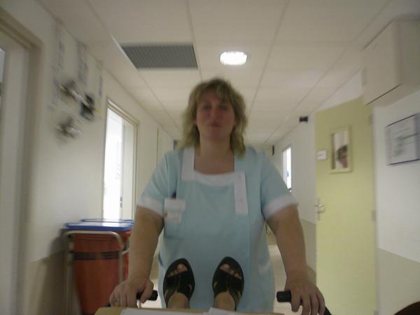 nach ner Balgerei mit meinem Freund mußte ich zum Röntgen und bevor mirs Nacht im Kopfe wurde,