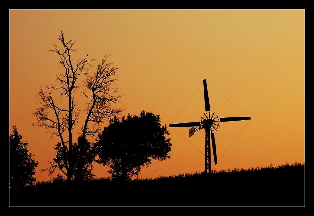 ... nach Sonnenuntergang ...