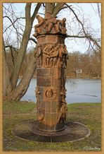 Nachbarbier-Brunnen Dahlenberg