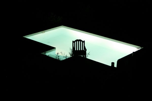 Nachbars Pool