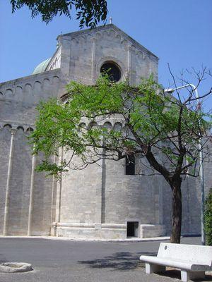 Nachmittag in Ancona