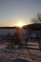 Nachmittag in Kirkenes
