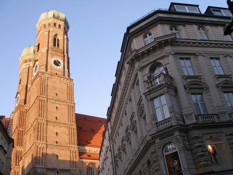 Nachmittag in München