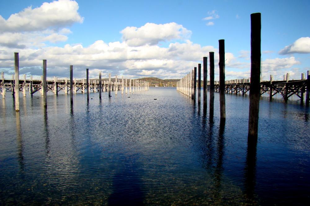 Nachmittags am See