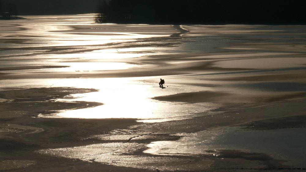 Nachmittagssonne am See