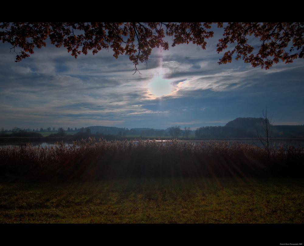 Nachmittagssonne im November