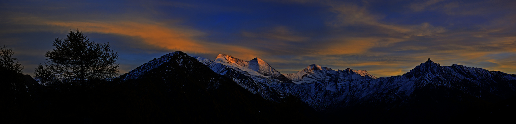 Nacht am Berg