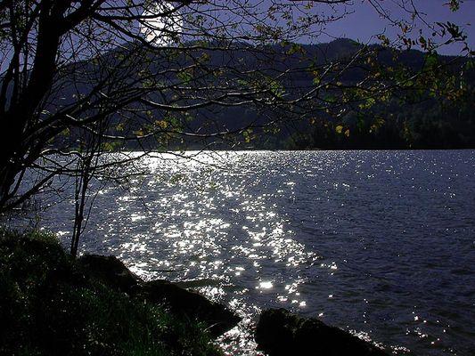 Nacht am See