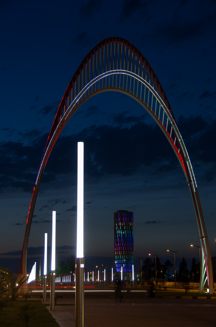 Nacht in Batumi