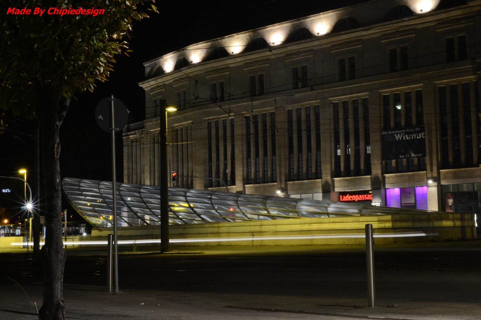Nacht in Chemnitz