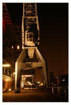 Nacht in der Hafen City