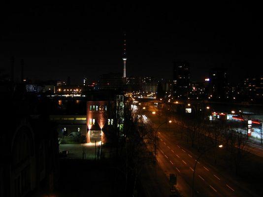 Nacht in der Hauptstadt