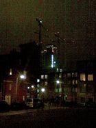Nacht in fremder Stadt
