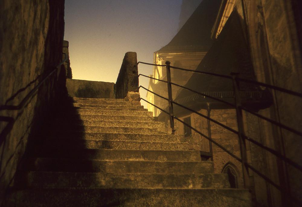 Nacht in Marburg