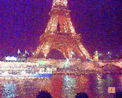 Nacht in Paris |