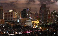 Nacht in Shanghai