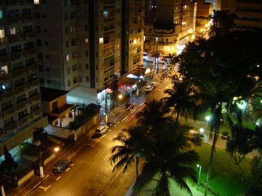 Nacht in São Vicente