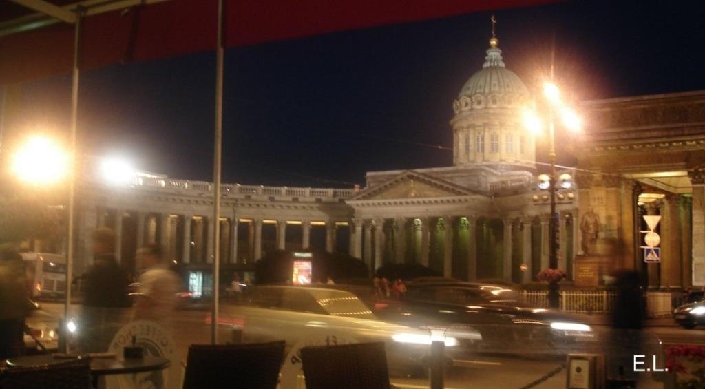 Nacht in St.Petersburg