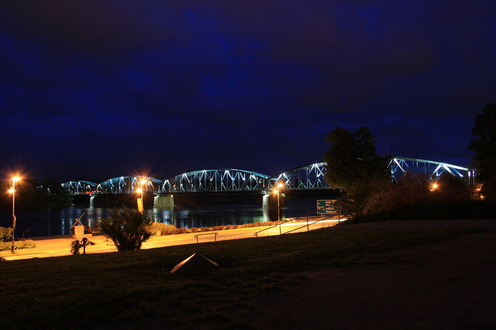 Nacht in Torun