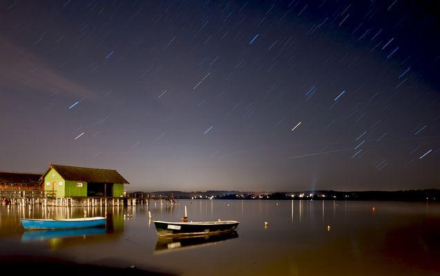 Nacht über Ammersee2