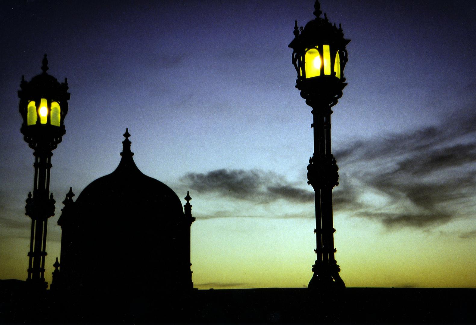 Nacht über Cadiz