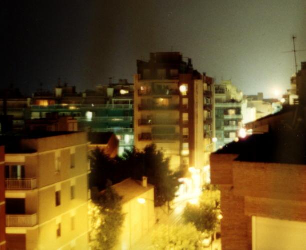Nacht über Callea
